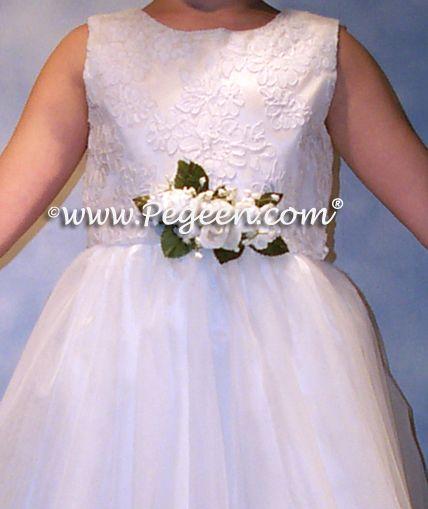 Flower Girl Dress Style 963