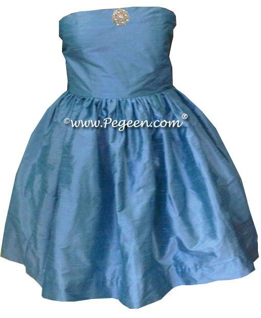Pegeen Tween Jr Bridesmaids Dress Style 306