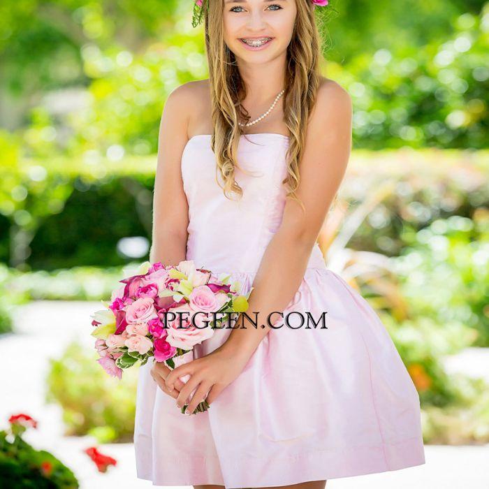 Tween Jr Bridesmaids Dress Style 306