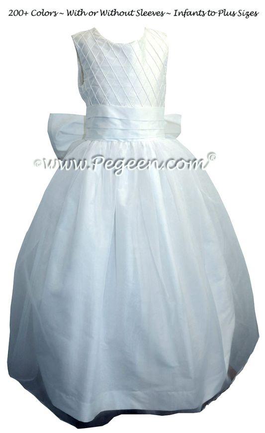 Flower Girl Dress Style 307