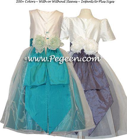 Flower Girl Dress Style 313