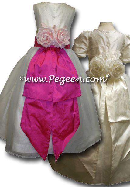 Base - Flower Girl Dress Style 315