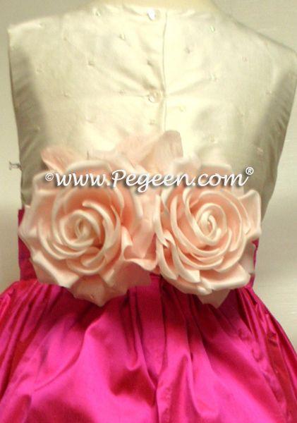Details Flower Girl Dress Style 315