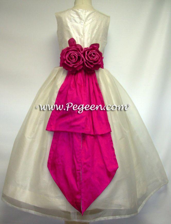 Details - Flower Girl Dress Style 315