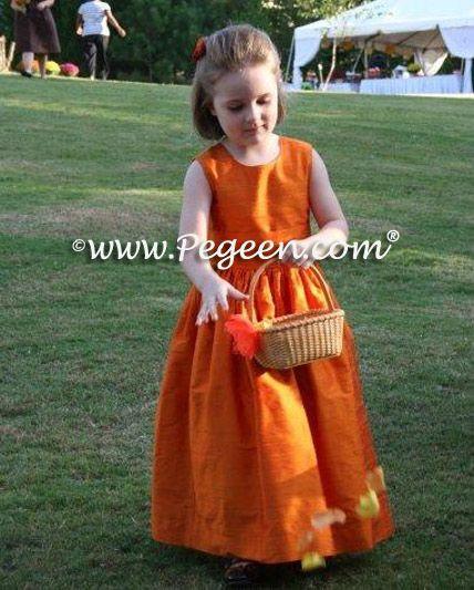 Flower Girl Dress Style 318