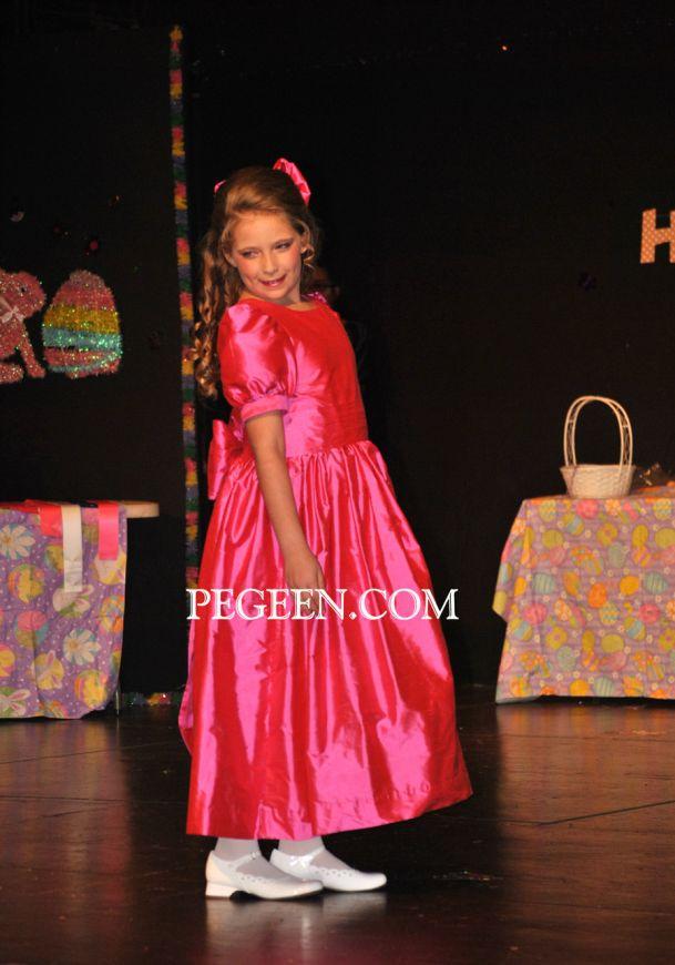 Details for Flower Girl Dress style 318