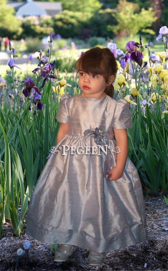Flower Girl Dress Style 319