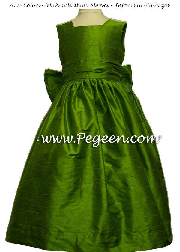 Details for Flower Girl Dress style 319