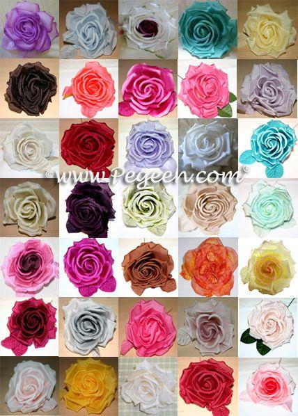 Flower Choices - Pegeen Tween Jr Bridesmaids Dresss Style 320