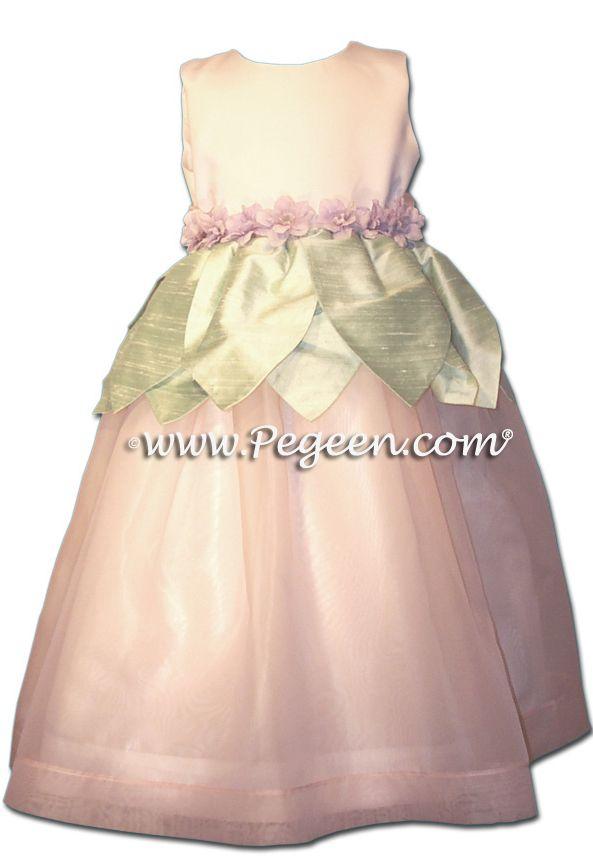 Flower Girl Dress Style 321