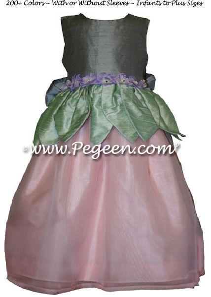 Details - Flower Girl Dress Style 321