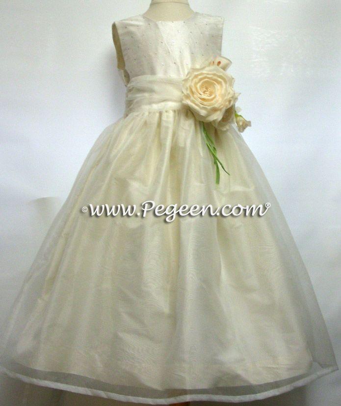 Details Flower Girl Dress Style 325