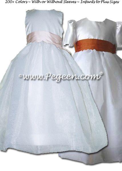 Base - Flower Girl Dress Style 326