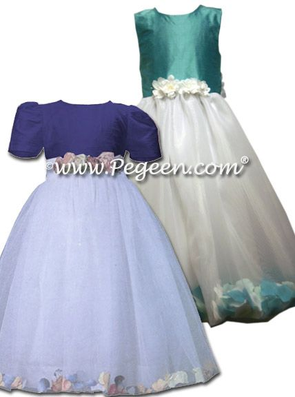 Flower Girl Dress Style 331 - Base