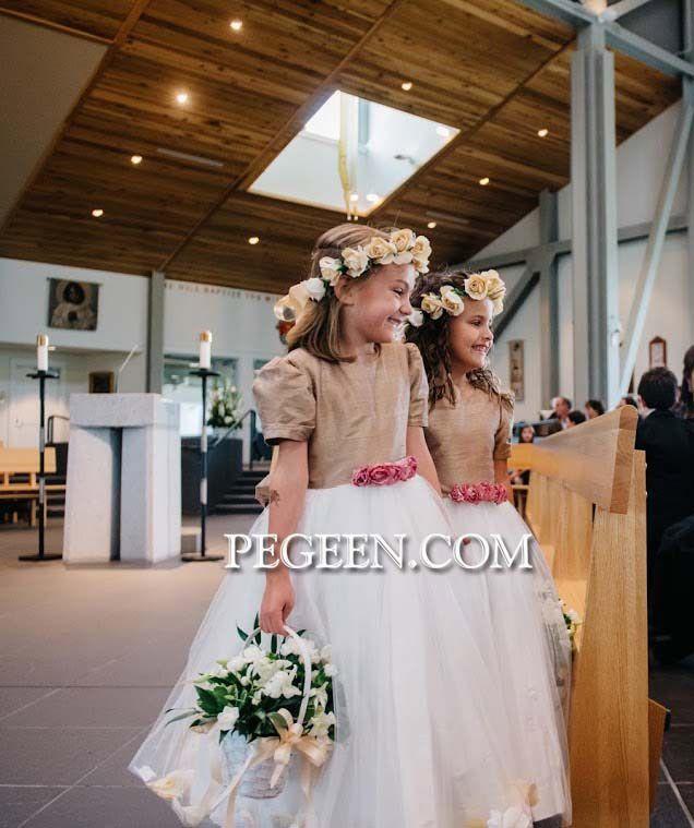 Flower Girl Dress Style 331