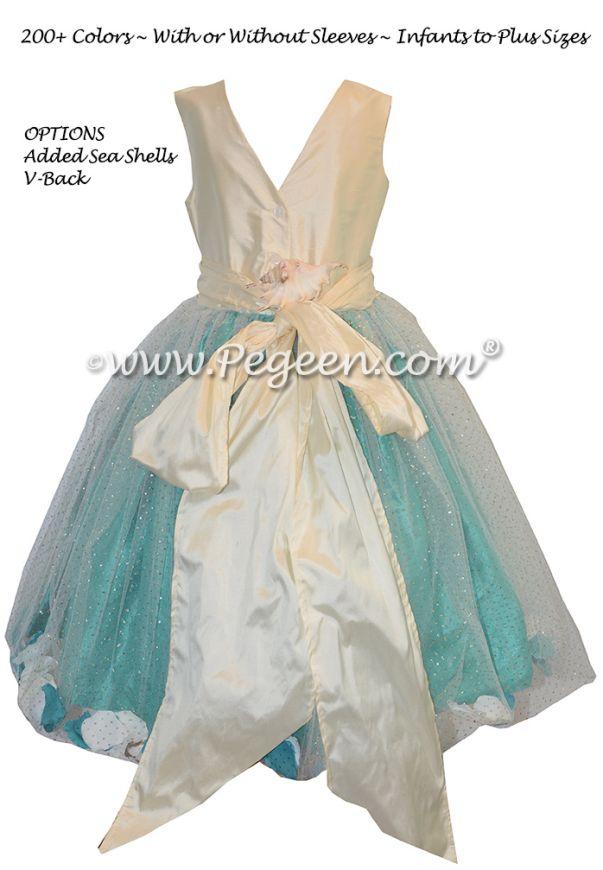 Flower Girl Dress Style 333