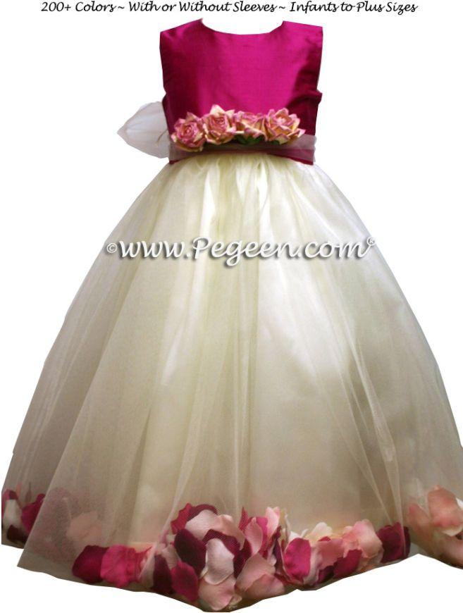 Details - Flower Girl Dress Style 333