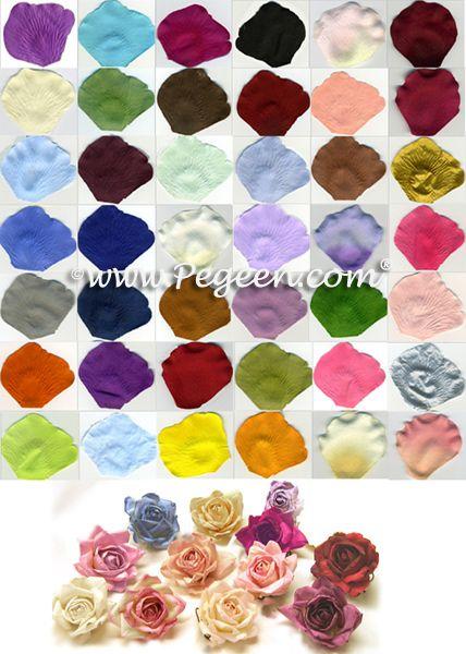 Petals - Flower Girl Dress Style 333