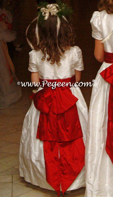 Flower Girl Dress Style 345