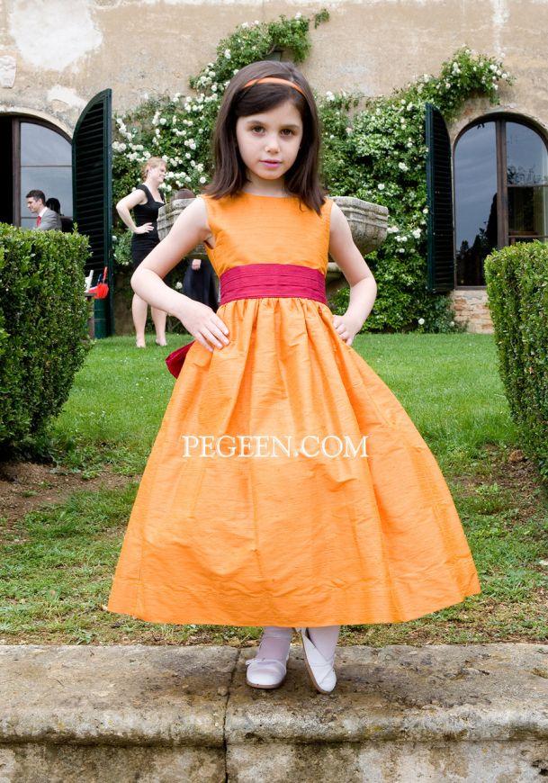 Flower Girl Dress Style 398