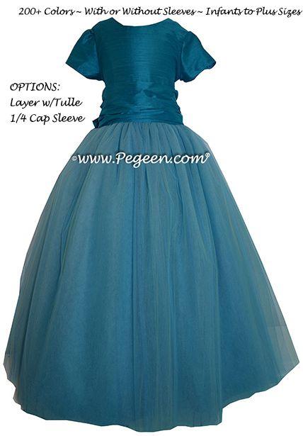 Flower Girl Dress Style 402