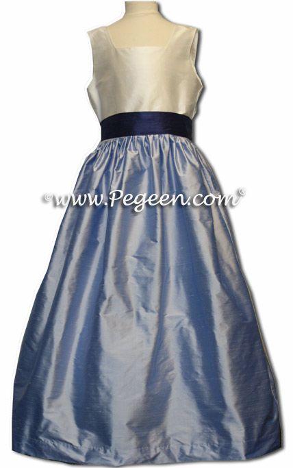 Alternate View - Flower Girl Dress Style 419