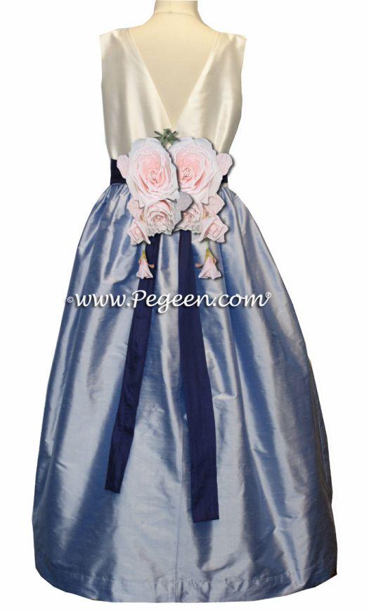 Details - Flower Girl Dress Style 419