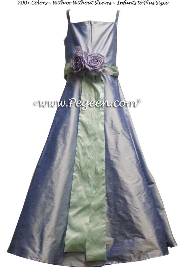 Details - Flower Girl Dress Style 423