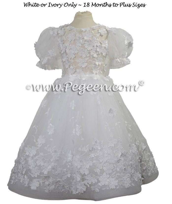 Flower Girl Dress Style 426