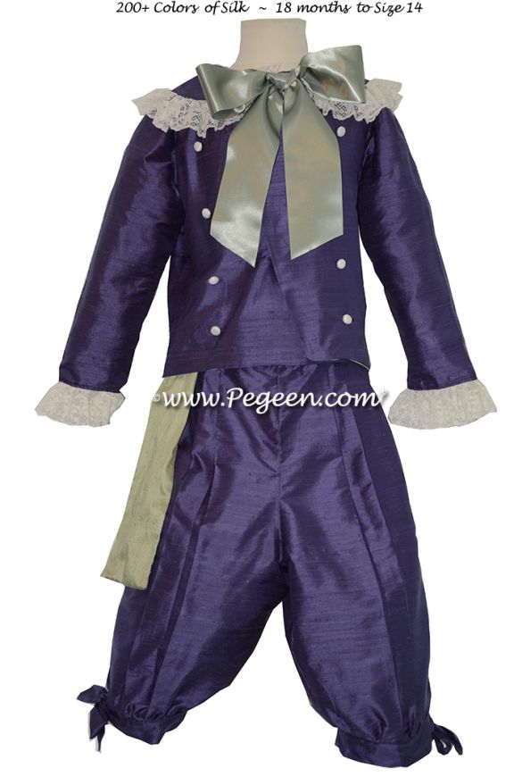 Boy's Ringbearer Suits</b>