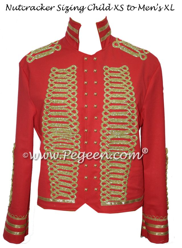 Boys's Military or Soldier Suit Style 543