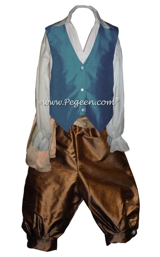 Nutcracker Style Boy's 576 - 4pc with Pirate Shirt