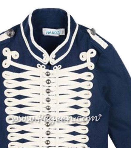 Boy's 596 - Millitary Suit