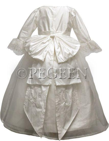 Base - Flower Girl Dress Style 694