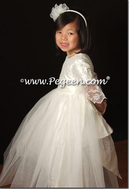 Flower Girl Dress Style 694