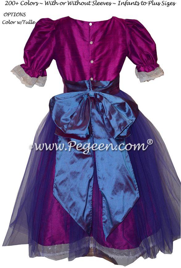 Nutcracker Dress Style 703 CLARA'S PARTY SCENE