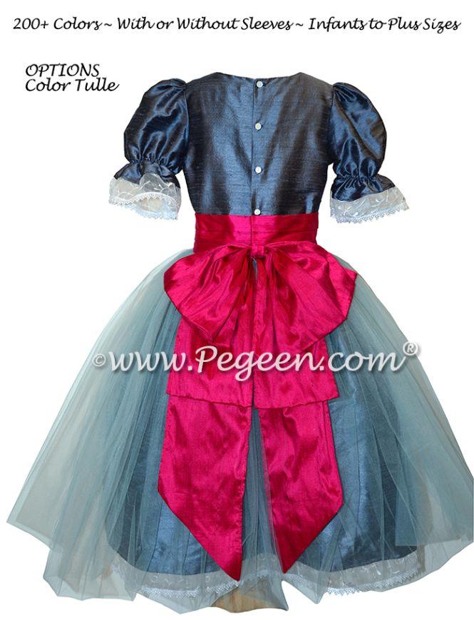 The Nutcracker Dress 703 CLARA'S PARTY SCENE DRESS