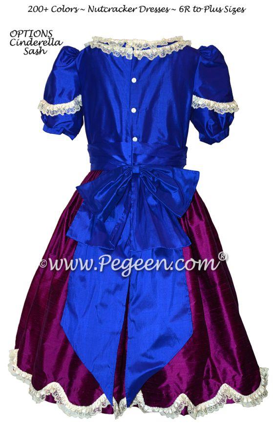 725 CLARA SCALLOP DRESS