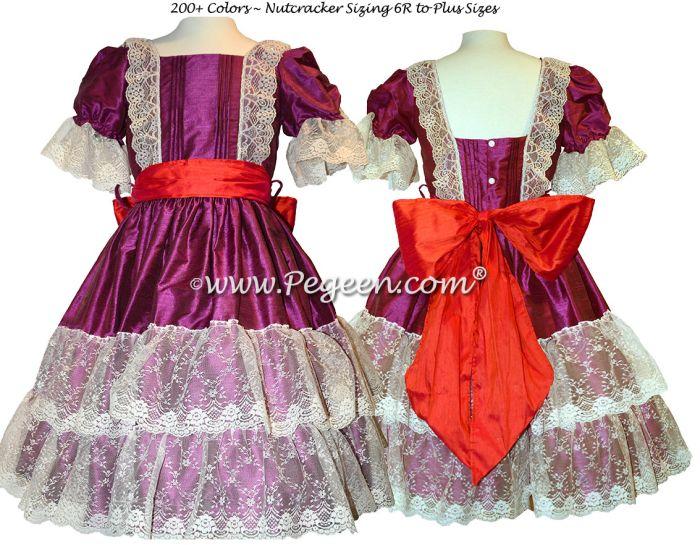 Nutcracker - Holiday Dress Style 730 CLARA'S DRESS