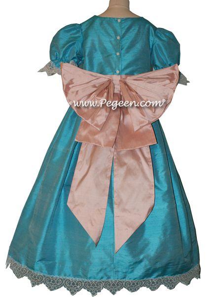 Nutcracker Dress Style 745 CLARA PARTY DRESS Matisste Blue