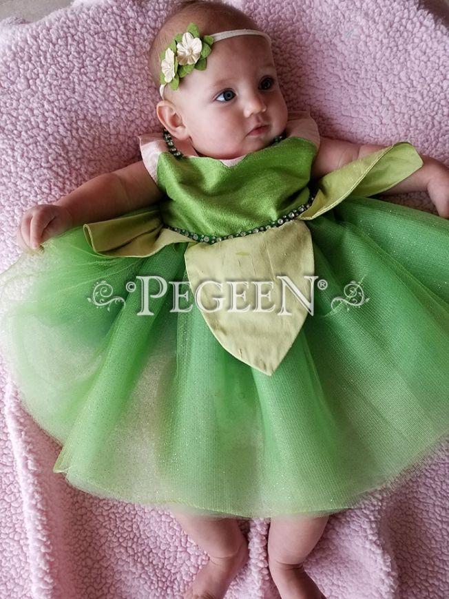 Tinkerbell Flower Girl Dresses Style 803