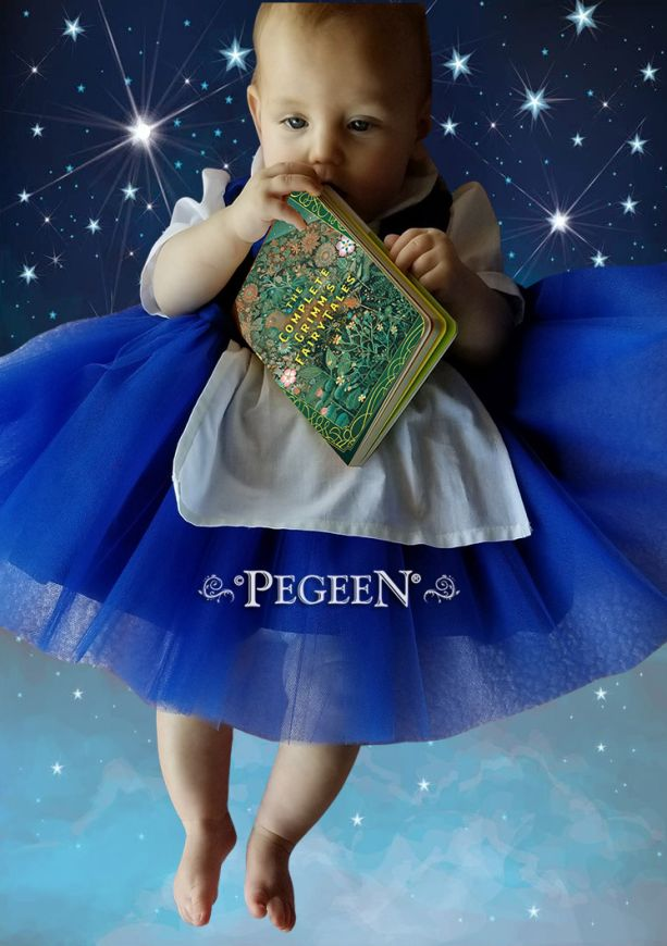 Flower Girl Dress Style 804 - Belle Daytime Dress