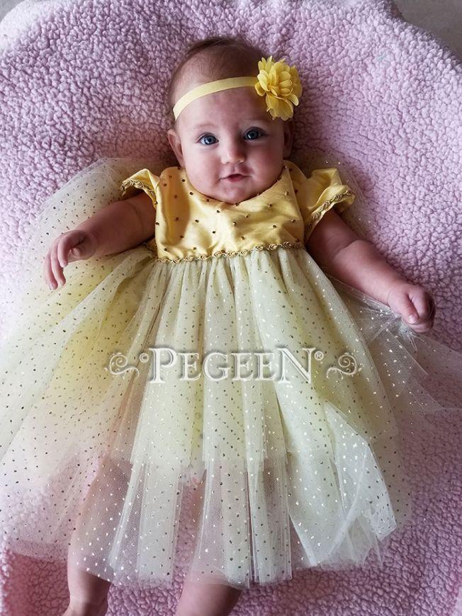 Belle's Ballroom Dress - Flower Girl Dresses Style 805