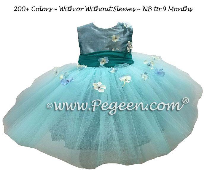 Flower Girl Dress Style 811