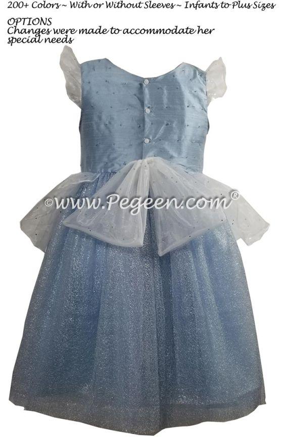 Flower Girl Dress Style 812 Cinderella Style Princess Dress