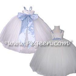 Flower Girl Dress Style 919 - the Glitter Fairy