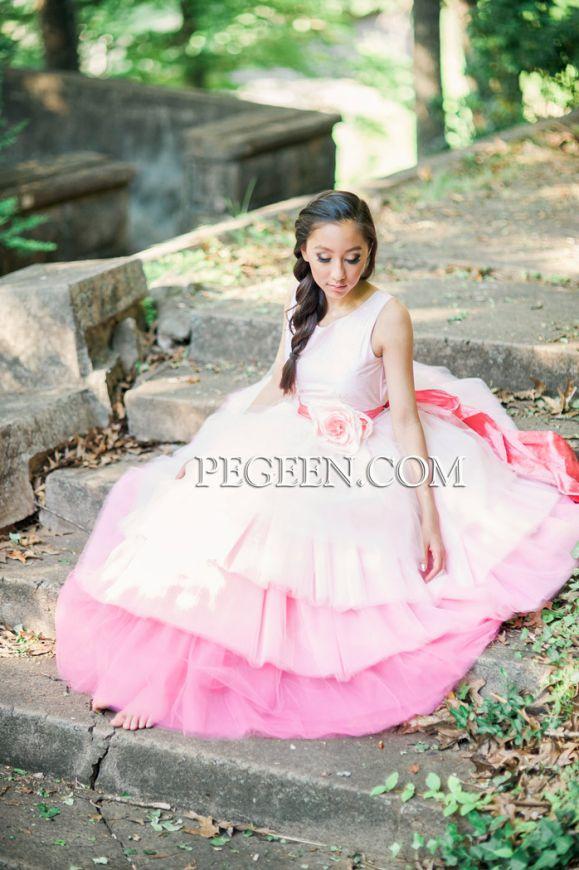 Flower Girl Dress Style 932 - Pegeen Tween