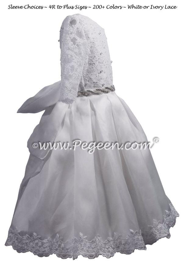 First Communion Dress Style 961