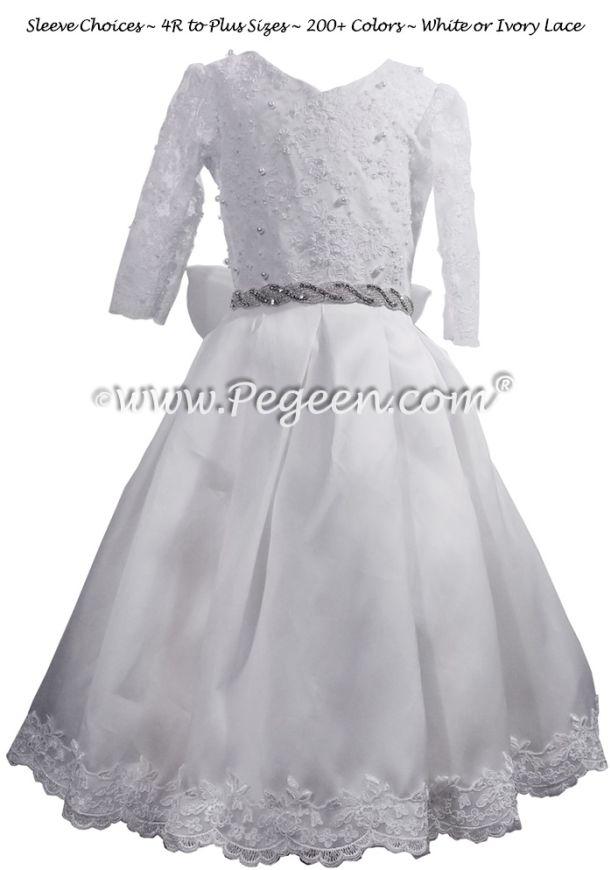 First Communion Dress Style 9