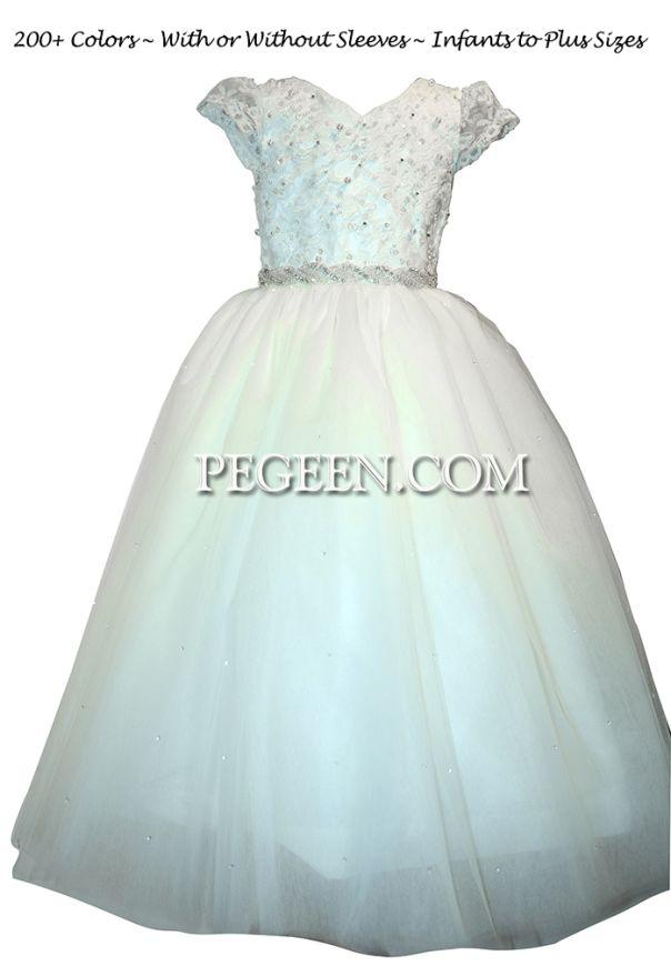 Flower Girl/Communion Dress 966